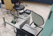 Foto de Homem tem surto e quebra hospital em Brasilândia