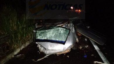 Foto de Homem morre em acidente de trânsito na Rodovia BR-158