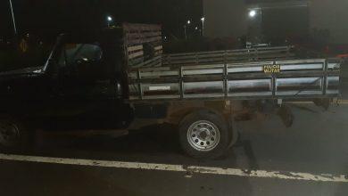 Foto de Polícia Militar prende, em Cassilândia, três homens por receptação e recupera caminhonete furtada em Três Lagoas