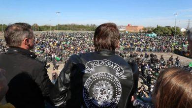 Foto de Bolsonaro está bem e ficará em observação, diz ministro