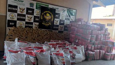 Foto de DOF apreende caminhão com mais de seis toneladas de drogas em Mato Grosso do Sul