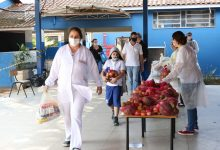 Foto de Entrega de Kits Alimentação nas Escolas e CEI's de Três Lagoas vai até quinta-feira (29)