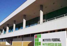 Foto de IFMS abre processo para contratar professores substitutos com salários de até R$ 6,2 mil