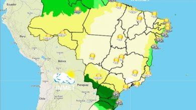 Foto de Frente fria chega a Mato Grosso do Sul e Ponta Porã já tem neblina e declínio de temperatura