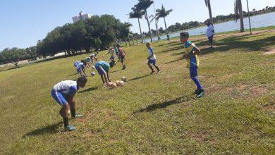 Foto de VOLTA ÀS QUADRAS – Pré-inscrições para escolinhas e projetos esportivos da SEJUVEL vão até próxima sexta (30)